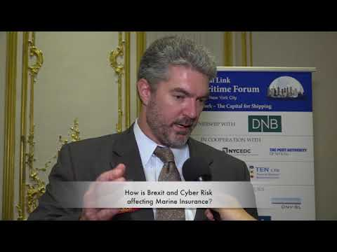 2017 9th Annual New York Maritime Forum - Mr. Ted Dimitry Interview