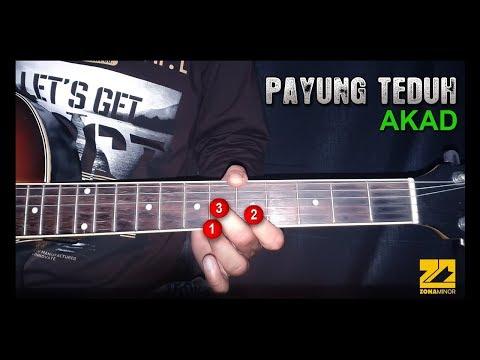 PAYUNG TEDUH - AKAD | Instrumen Melodi Tutorial