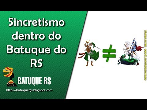 Batuque do Rio Grande Sul Fundamentos do Batuque RS Religião Afro Sincretismo Religioso do Batuque Tradições do Batuque Umbanda  - Sincretismo no Batuque do RS