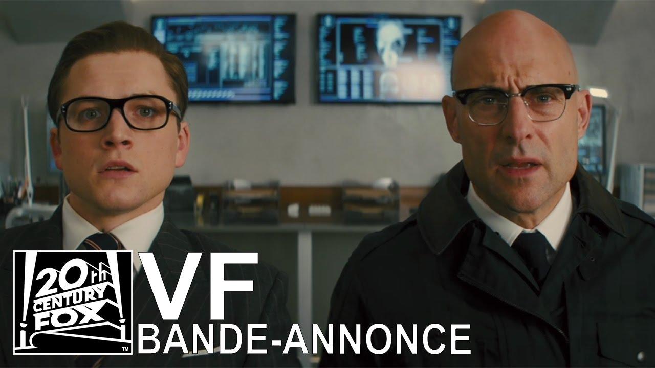 Kingsman: Le Cercle D'or VF | Bande-Annonce 1 [HD] | 20th Century FOX