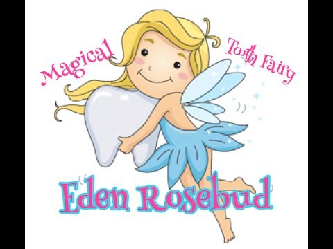 Aurora And Her Magical Tooth Fairy - Children's Bedtime Story/Meditation