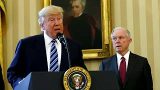 USA: Donald Trump greift Minister an - und macht Zugeständnis an Wladimir Putin