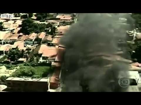 Brazil police fire tear gas in Fortaleza clashes
