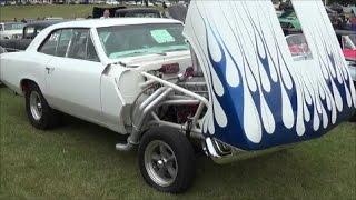 1966 Chevelle 427 Altered Gasser