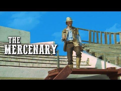 The Mercenary | Franco Nero | WESTERN MOVIE | Full Length | Cowboy Film | Full Movie