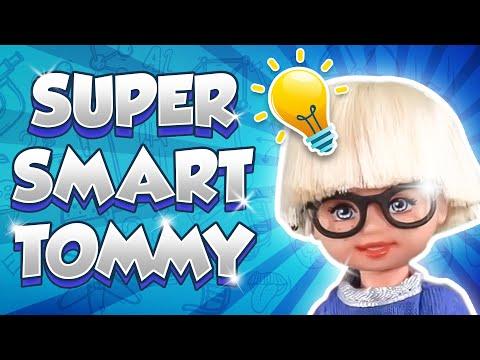 Barbie - Super Smart Tommy | Ep.203