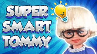 Barbie - Super Smart Tommy | Ep.203