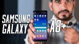 Samsung Galaxy A8 Hindi Review Should you buy it in IndiaHindi-