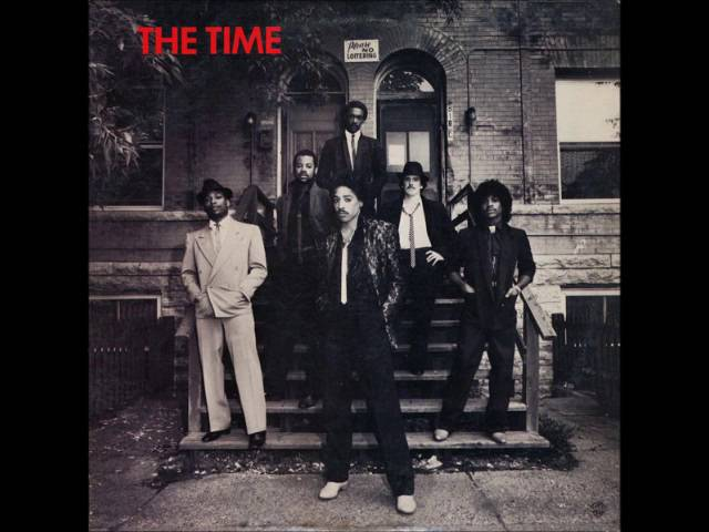 The Time - Get It Up
