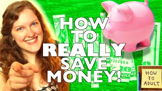To REALLY Save Money, Do These 5 Things (How to Save Money & Budget)!