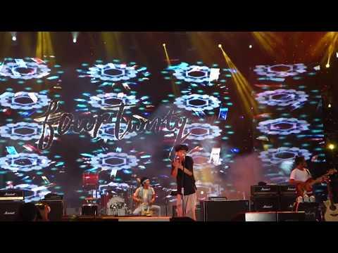 Fourtwnty - Fana Merah Jambu [Jakarta Fair 2017]