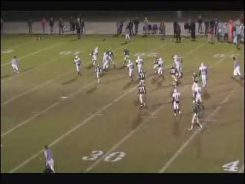 Running Back Malcolm Jones Highlights 1