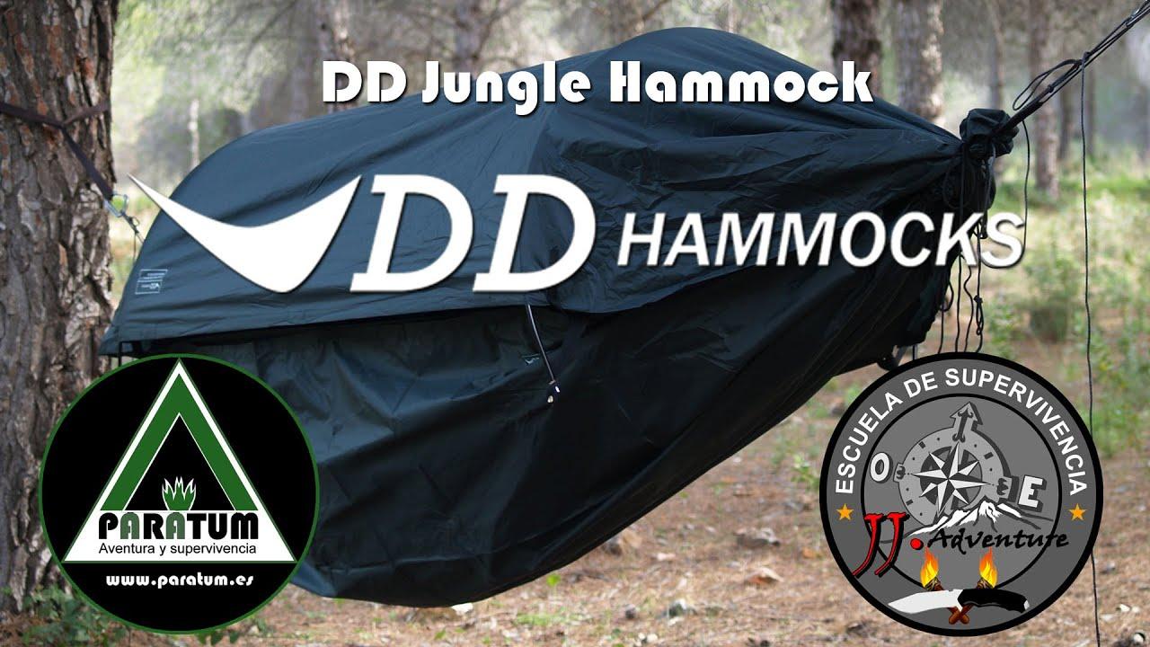 dd hammocks jungle hammock   youtube  rh   youtube