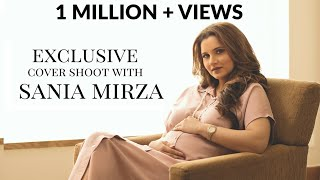 JFW Photoshoot with Mom to be Sania Mirza | July'18 Edition