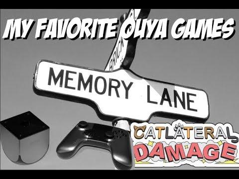 Catlateral damage: Memory lane OUYA: My favorite games |