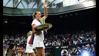 Petra Kvitova pledges to move on after stabbing incident