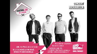 Rockabella live în #GuerriliveDeAcasă   12 aprilie 2021