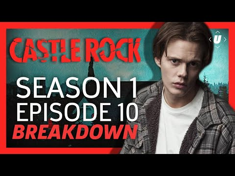 "Castle Rock Finale Breakdown! Episode 10 ""Romans"""