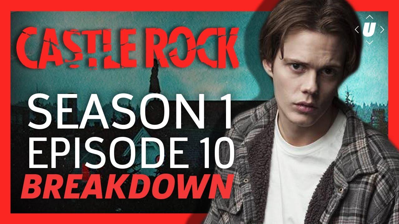 """Download Castle Rock Finale Breakdown! Episode 10 """"Romans"""""""
