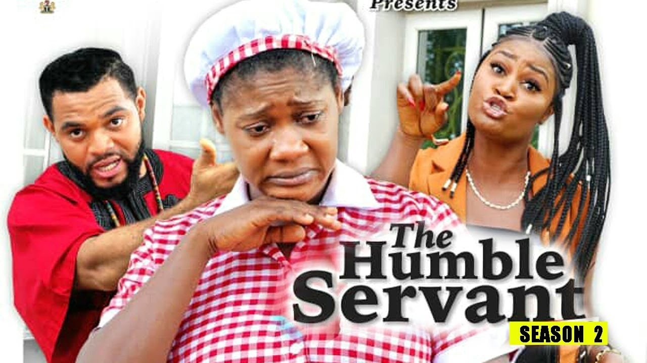 Download THE HUMBLE SERVANT SEASON 2 - Mercy Johnson 2018 Latest Nigerian Nollywood Movie Full HD