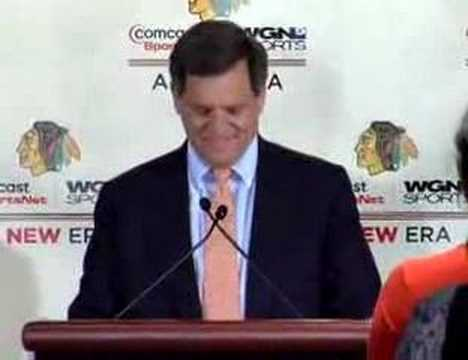 Chicago Blackhawks To Televise All 82 Games (1 of 2)