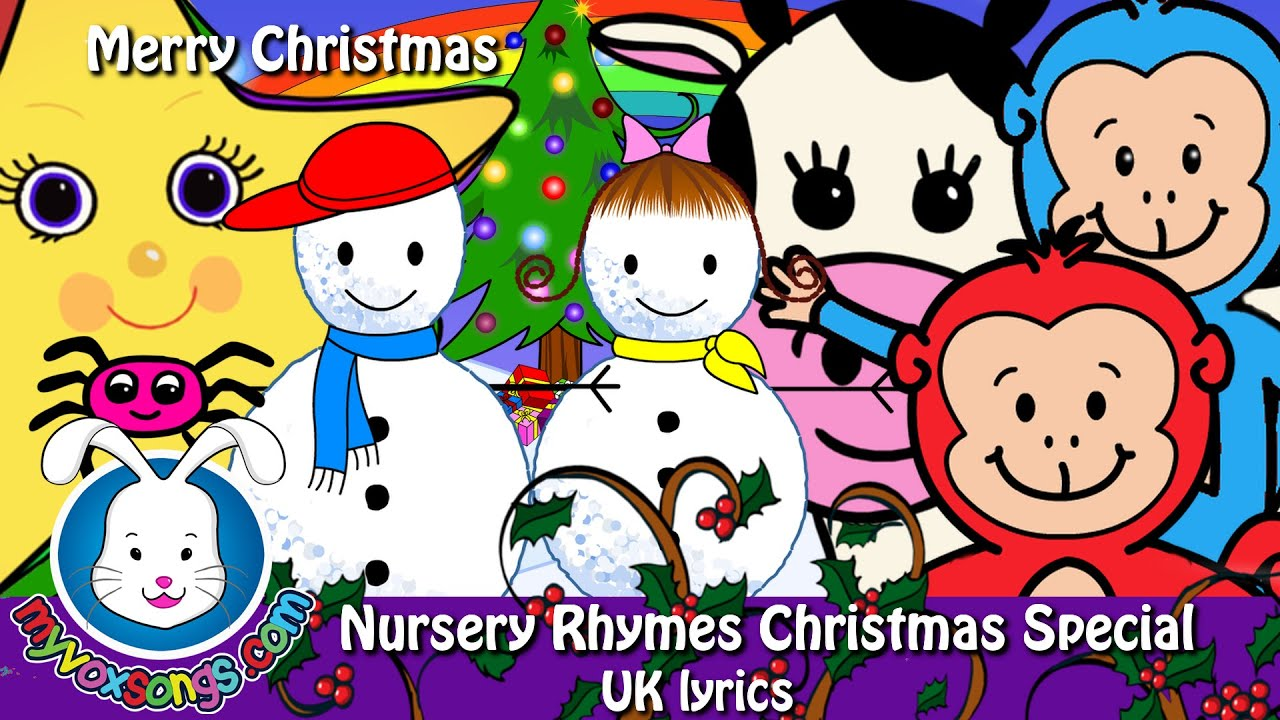 Nursery Rhymes ... Funny Lyrics To Christmas Songs