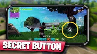 How to get the SECRET Fire Button in Fortnite Mobile (Fortnite iOS/ANDROID News)
