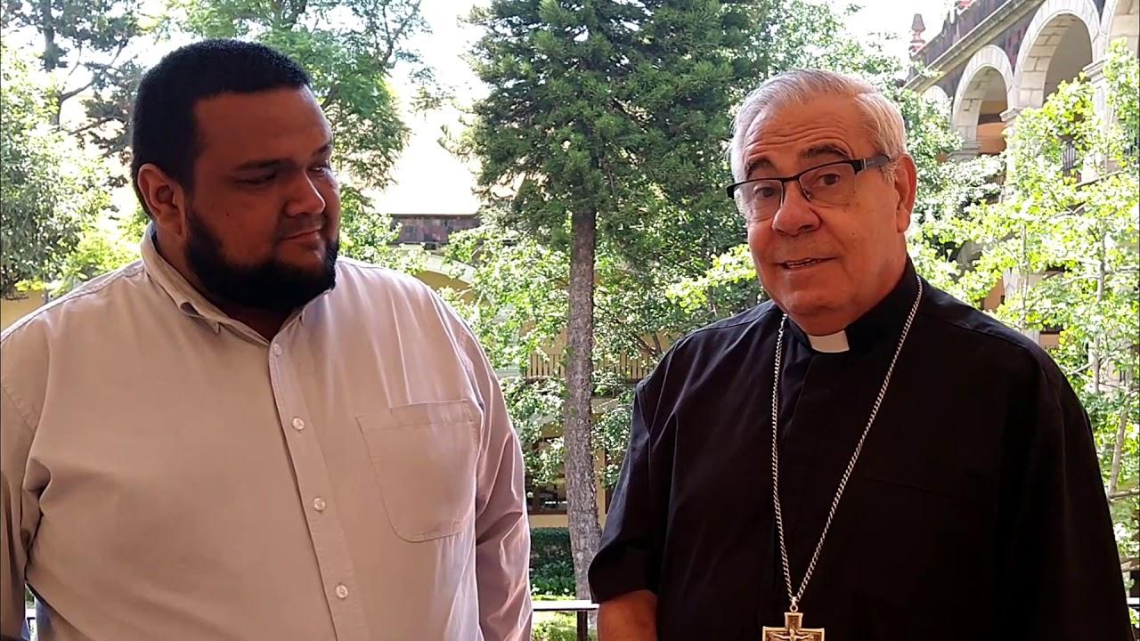 Hábitos de Liderazgo. Héroes Javier Martínez. Arzobispo de Granada, España. Un hombre fuera de serie