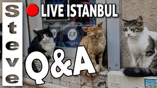 Q&A Istanbul Lockdown - Ask us Questions