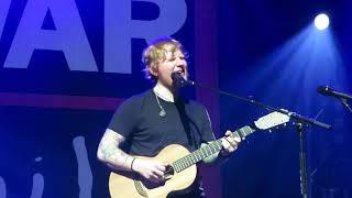 """Supermarket Flowers"" | Ed Sheeran | Indigo at the O2 | London O2"