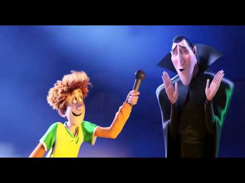 """The Zing"" (Cause you're my zing) song - Hotel Transylvania 2012"