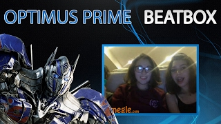 Optimus Prime Beatbox on Omegle!!