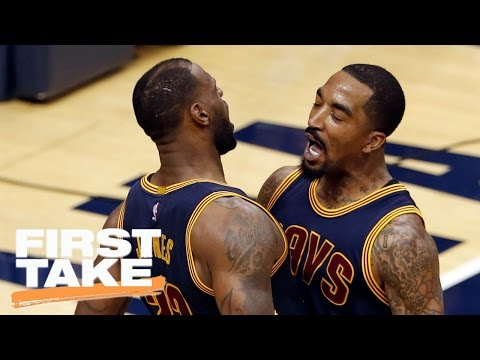 Max Is Not Impressed With The Cavaliers | First Take | April 21, 2017