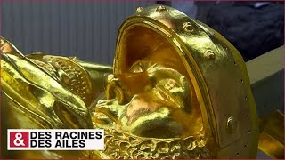Mont-Saint-Michel : de l'or pour son archange
