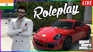PORSCHE 911R |  GTA 5 LEGACY ROLE PLAY INDIA | Sponsor @ Rs.59