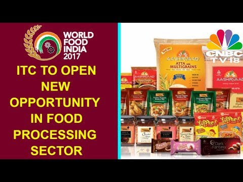ITC's Mega Investment Plan | World Food India Forum Day 2 | Part 1 | CNBC TV18