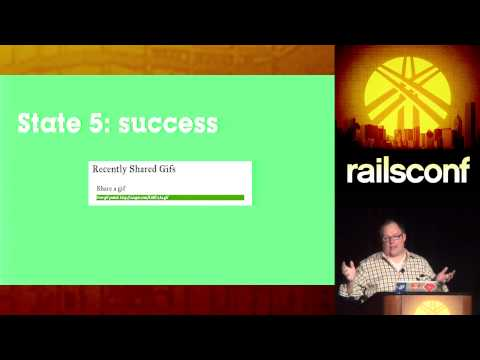 RailsConf 2014 - Bring Fun Back to JS: Step-by-Step Refactoring Toward Ember by Brandon Hays