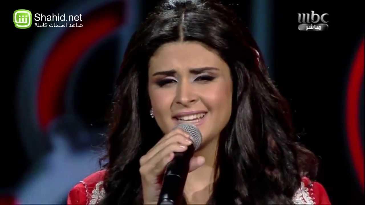 Arab Idol الأداء سلمى رشيد ناويلك