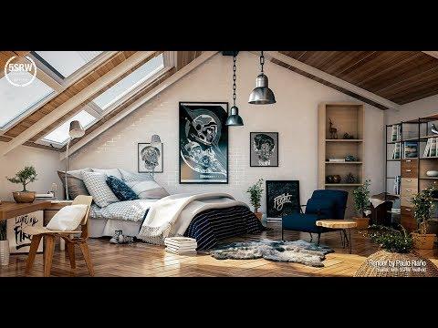 Cozy Attic design ideas