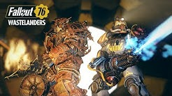 Fallout 76: Wastelanders – Offizieller Trailer 2