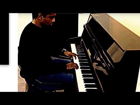 Vennilave Vennilave/Chanda Re Piano Cover | Paris Sessions