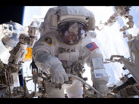 🔴WATCH LIVE: NASA LIVE   Expedition 59 Spacewalk   Anne McClain and David Saint-Jacques  🔴