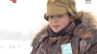 Соревнование по зимней рыбалке