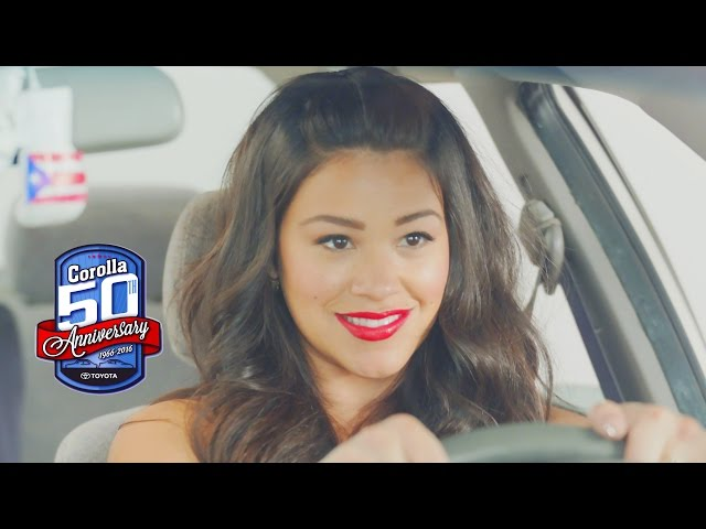 How To Make It In Your Car With Gina Rodriguez // Presented by BuzzFeed & Toyota Corolla