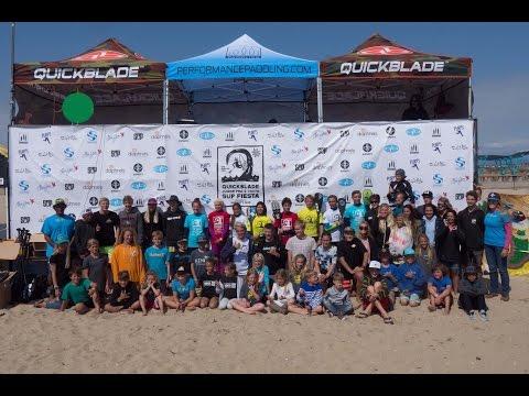 Performance Paddling SUP Fiesta 2016