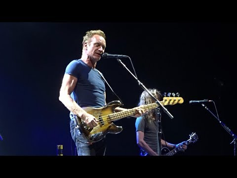 Sting - Live @ Moscow 03.10.2017 (Full Show)