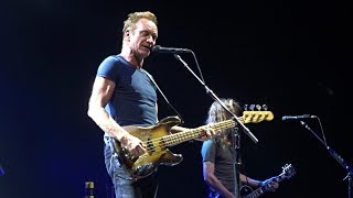 Sting Live Moscow 03 10 2017 Full Show