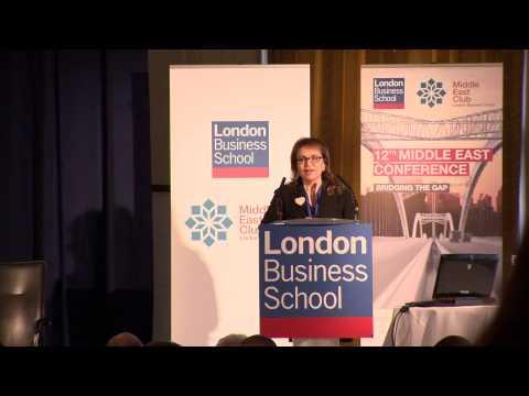 LBS MEC 2014 - Keynote Speech - Shaikha Al Bahar