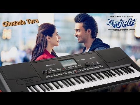 Chogada Tara Loveyatri | Hindi Piano/Keyboard Tutorial | Loveratri Chogada Tara #darshanraval