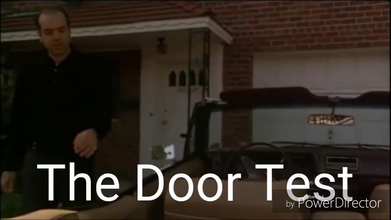 A bronx tale door test